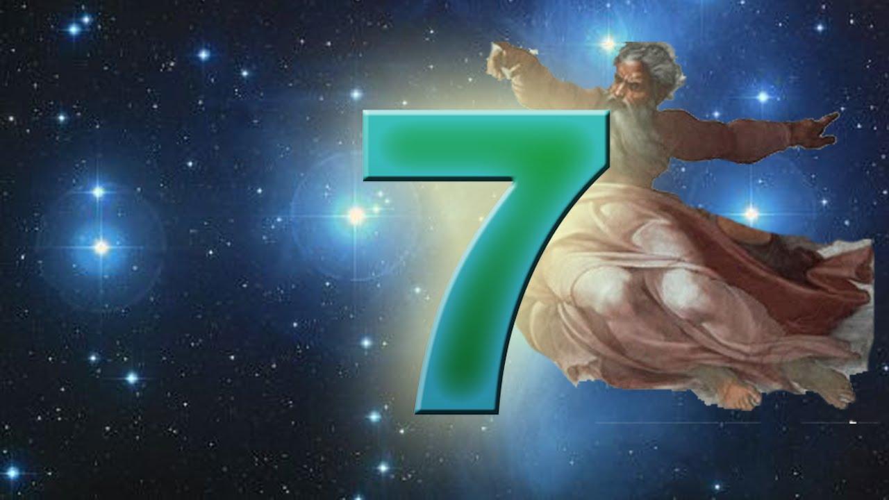 El Misterio Del Número 7 Por Fin Revelado - YouTube
