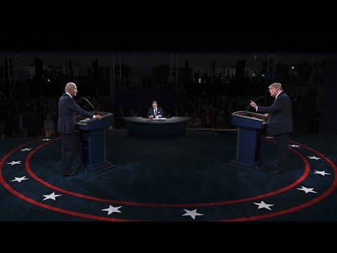 Speech therapist discusses Biden's stutter ahead of final debate