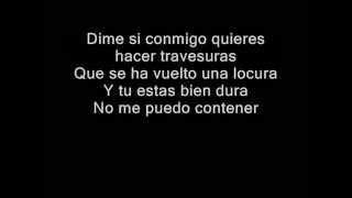 Nicky Jam - Travessuras  ( Con letra )
