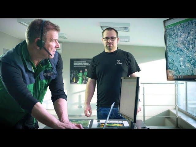 John Deere | Farmsight Services - Remote Machine Monitoring