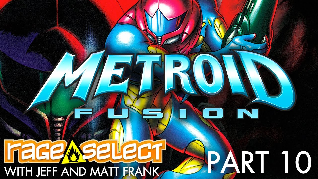 Metroid Fusion (Sequential Saturday) - Part 10... THE FINALE!!!