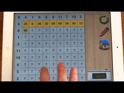 Little Monkey TimesTables for iPad