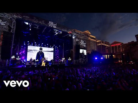 The Killers - The Man (Live From Jimmy Kimmel Live!)