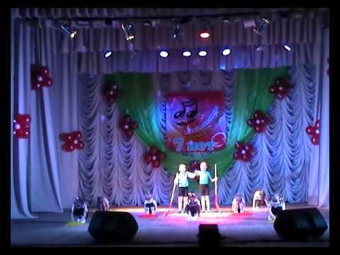 Василек танец о спотре