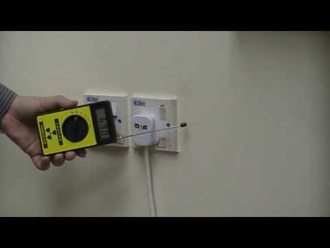 Electrical Outlet Give Off Harmful Radiation Continuously, 24/7
