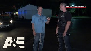 Live PD: I Want My Burger | A&E