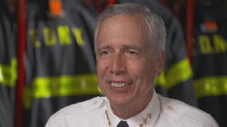 Last fire chief who responded on 9/11 retires