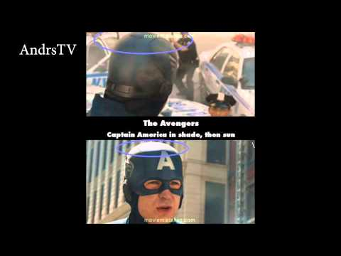 Movie Mistakes: The Avengers (2012) ⇛HD⇚