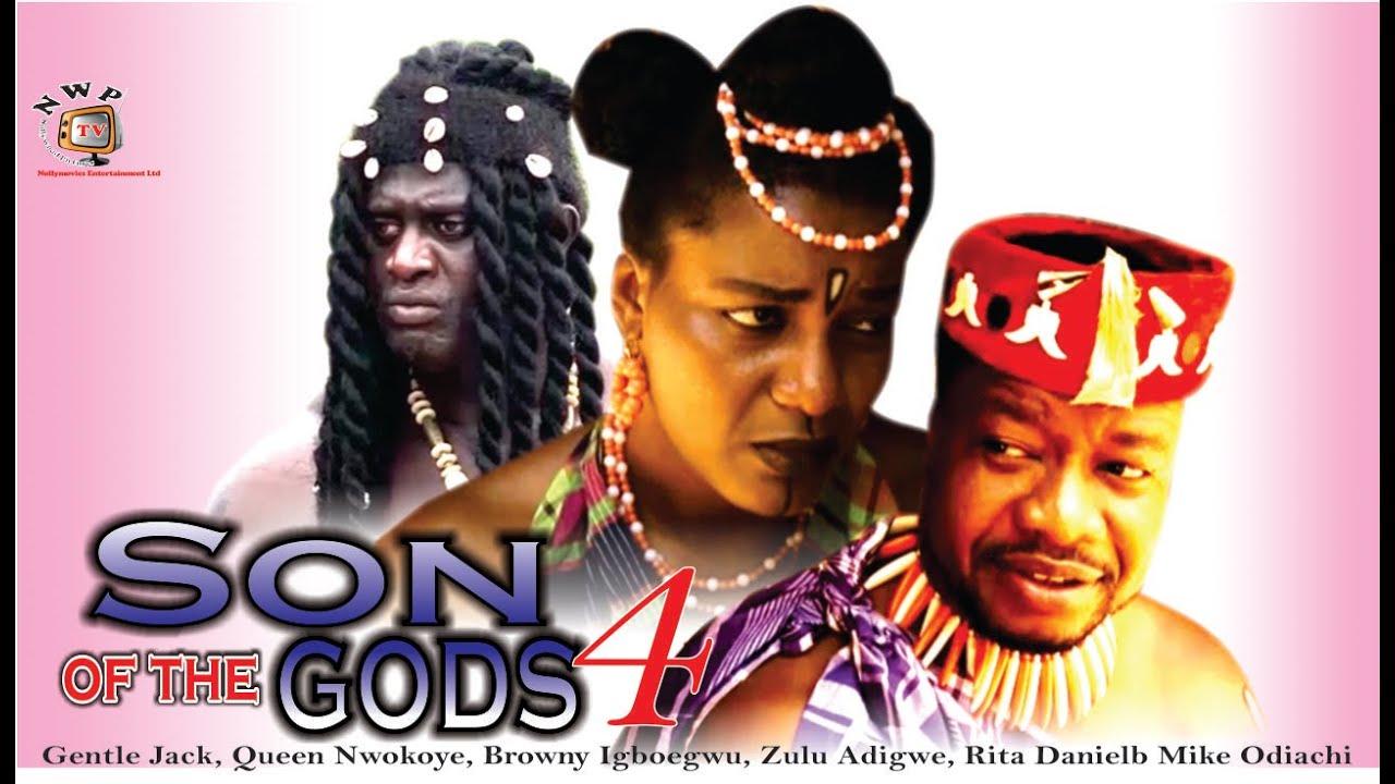 Download Son of the gods Season 4   - 2015 Latest Nigerian Nollywood  Movie