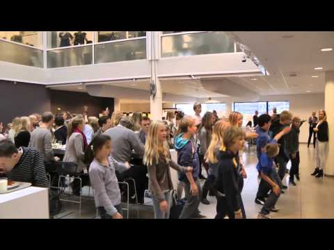 Dans med Xbox - Prosjekt Hundsund
