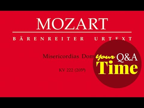 How to (legally) download all of the Neue Mozart Ausgabe :: Q&A, Your Time