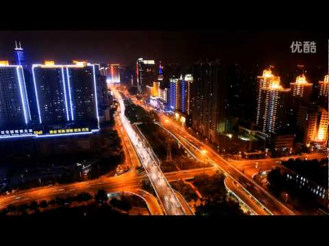 Xi'an City Trailer 'The Space of Chang'an' 《时空长安》time-lapse photography video