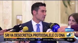 Claudiu Manda: Am vorbit cu Hellvig despre desecretizare