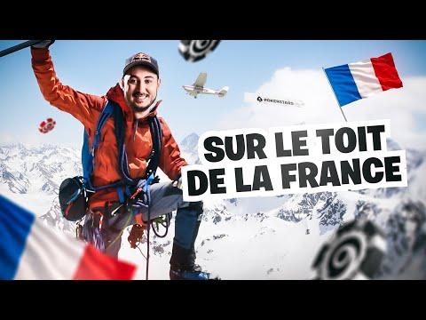 SUR LE TOIT DE LA FRANCE !! (je suis béni 👼)