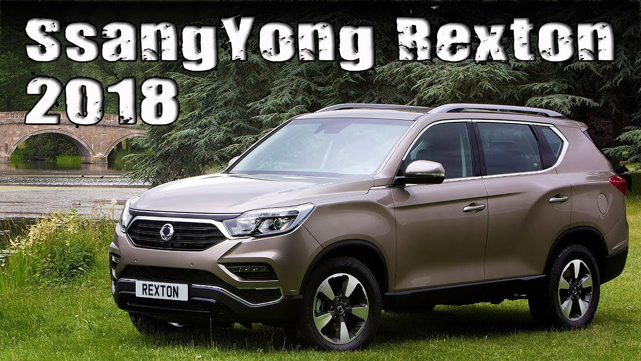 all new 2018 ssangyong rexton g4 uk specs and prices review youtube. Black Bedroom Furniture Sets. Home Design Ideas