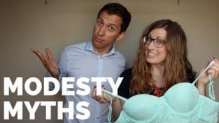3 Myths of Christian Modesty