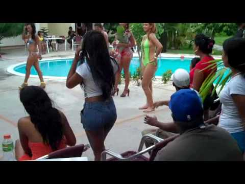 Sosua 2010 Bikini Contest   YouTube