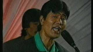 ARUN THAPA , Chot k ho,ORIGINAL VERSION ( rare video clip) live song no. 1