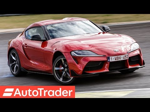 2019 Toyota Supra first drive review