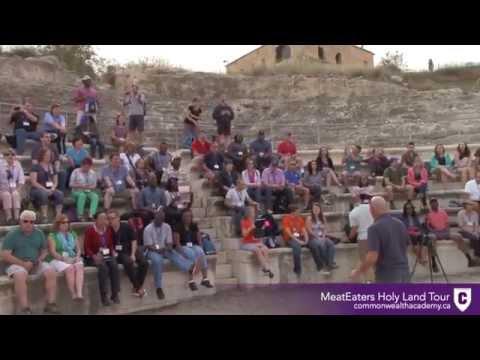 Holy Land 2015 Sepphoris