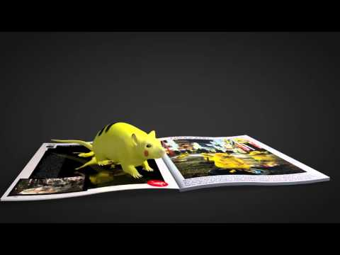 GARAGE Magazine Issue 9 with Augmented Reality