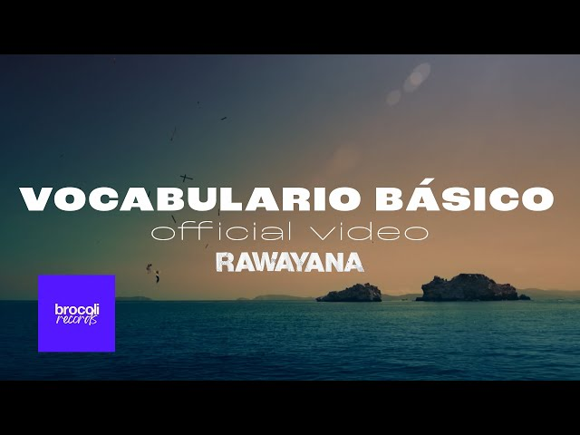 rawayana-vocabulario-basico-video-oficial-rawayanachannel-