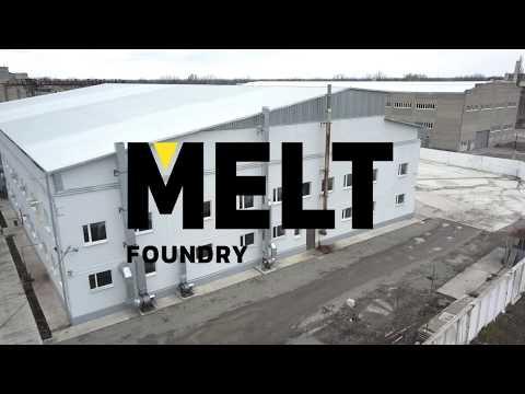 """Foundry Company ""MELT"" Co. Ltd. Melitopol, Ukraine"
