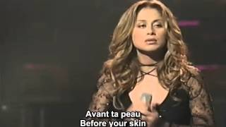 Je suis malade   Lara Fabian   French and English subtitles