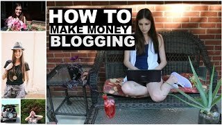 How I make over $1000 a month blogging.