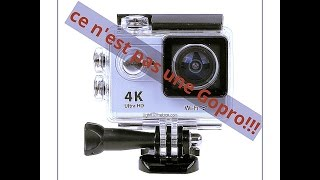 4K ACTION CAMERA ... WOW GOPRO KILLER