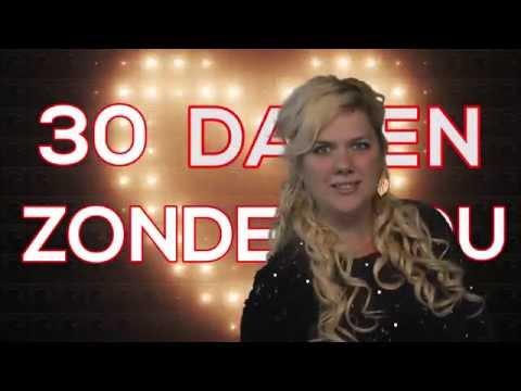 Marloes van Ham''30 dagen zonder jou''(Officiële videoclip)