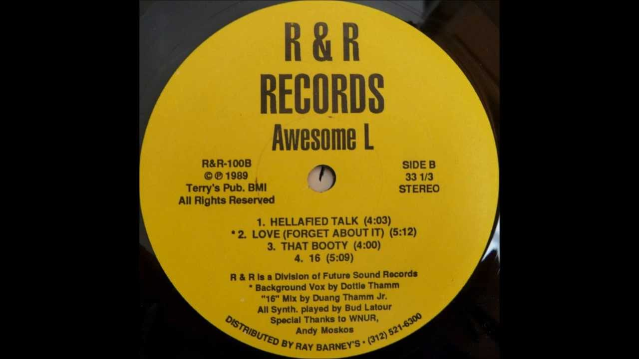 Awesome L And His Posse Lp 16 Youtube
