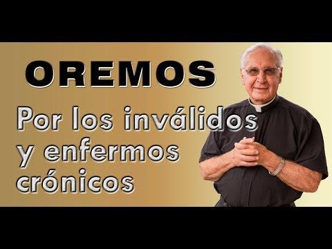 Oración de inválidos y de enfermos crónicos   padre Dario Betancourt