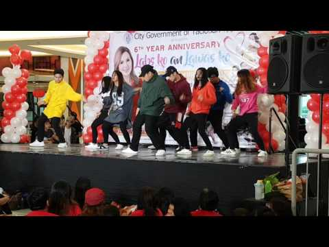 HipHop Community's Dance Routine @Robinson's Place Tacloban
