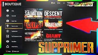 ASTUCE POUR UN GAMER #2 ! COMMENT DÉSINSTALLER LES DLC SUR BLACK OPS 3 ?!