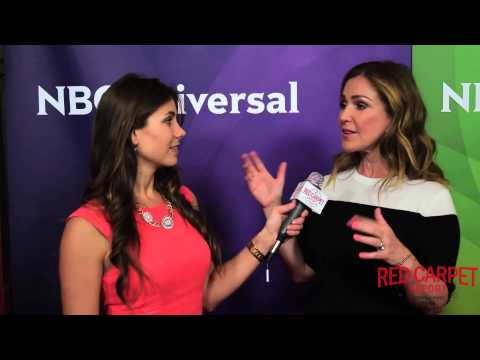 Peri Gilpin MrRobinson at NBCUniversal's Summer 2015 Press Tour TCA15