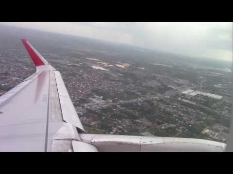 Pekanbaru Take Off 20 Oct 16