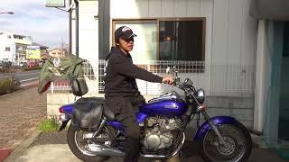 【お買い得】KAWASAKIエリミネーター125参考動画:経済的な二人乗り125アメリカン