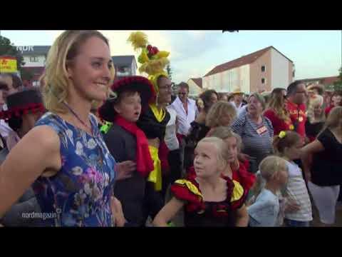 Macarena NDR Sommertour Parchim 03.08.2019