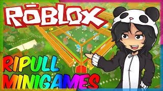 ROBLOX-RIPULL MINIGAMES: It was only Monday.
