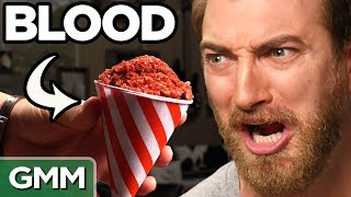 Will It Snow Cone? Taste Test thumbnail