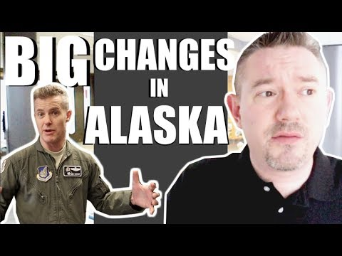 BIG CHANGES IN ALASKA | Somers In Alaska