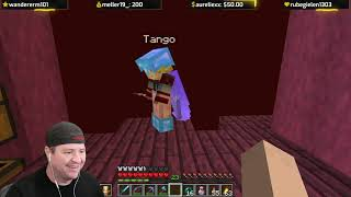 6/26/2020 - Hermitcraft 7 Action w/ Tango! | Bastion Hunting! (Stream Replay)