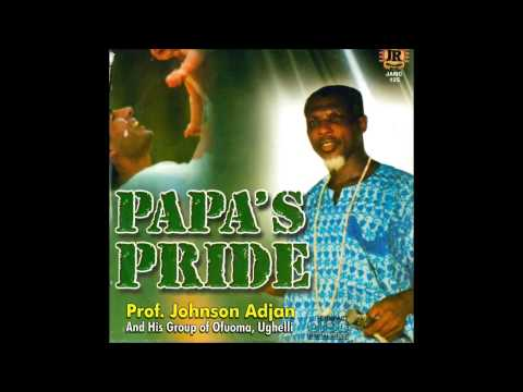 Prof. Johnson Adjan - Agogoshe