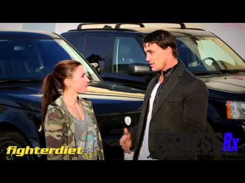 Gregg Plitt & Pauline Nordin Discuss Training & Nutritional Secrets