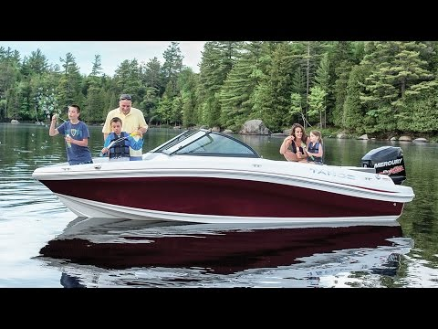 TAHOE Boats 2017 550 TS Outboard Runabout Boat