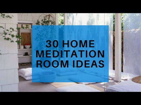 30 Home Meditation Room Ideas - Create a Meditation Space in Your Home
