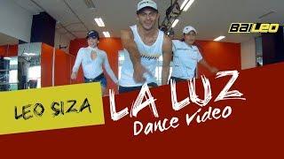 Wisin & Yandel, Maluma - La Luz  Leonardo Siza Coreografía Fitness Dance