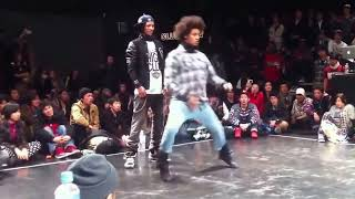 Hip hop world of dance les tiwns japan