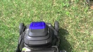 Kobalt 80V Lawn Mower Quick Overview:Performance